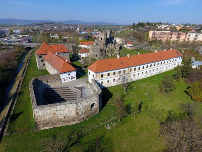 Léva vára II. rész - A felvidéki bányavárosokat védő erősség