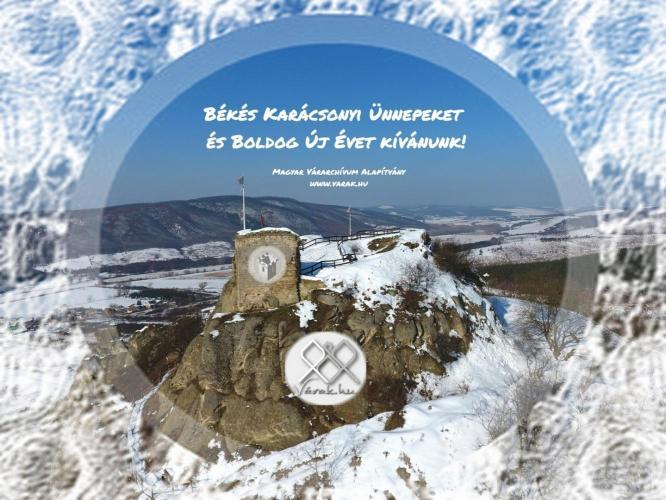 Békés Karácsonyi Ünnepeket és Boldog Új Évet kívánunk!