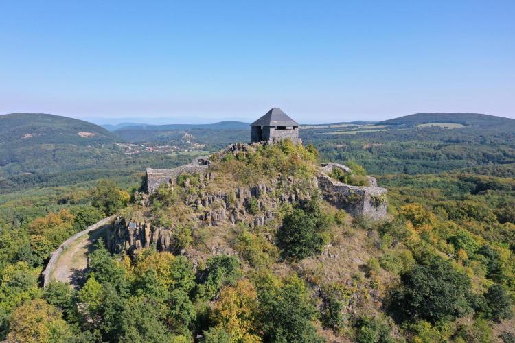 Salgó vára - Castrum Salgow