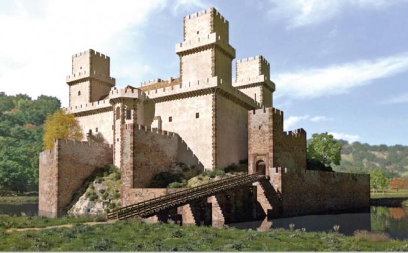 Középkori várak – virtuális vártúrák