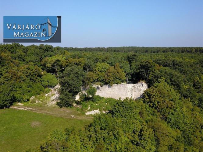 """Zádorvár – a vár, amely """"hol volt, hol nem volt""""…"""