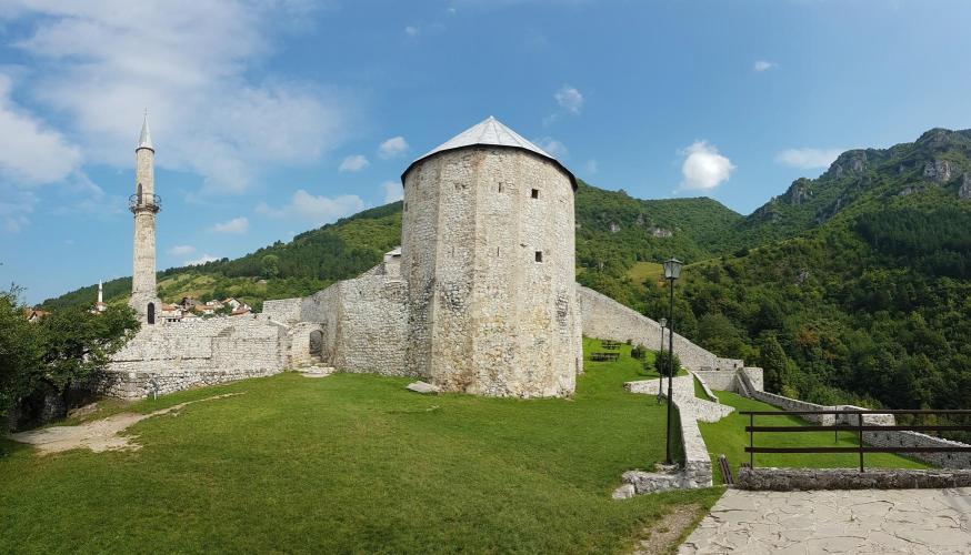 Travnik erődje