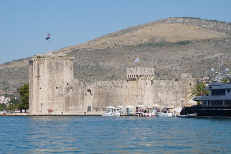 IV. Béla és Trau erődített városa  forrás