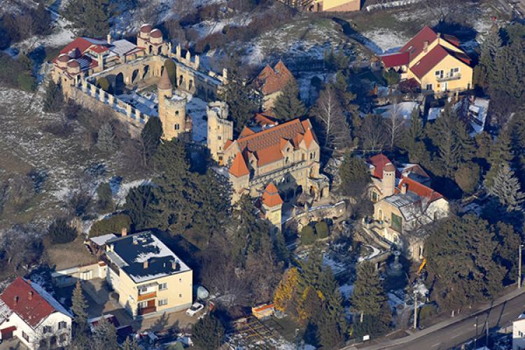 A székesfehérvári Bory-vár