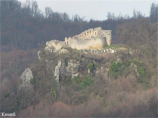 Milengrad , Milen vár