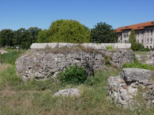 régi vár