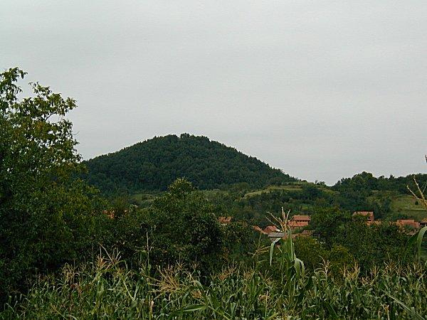Hegyesd, Vrhovac, Újvár, Pozsegaújvár
