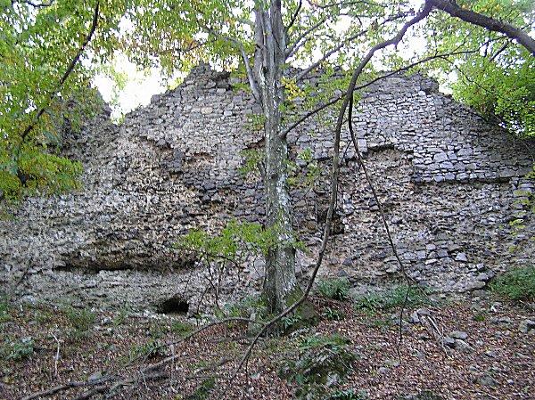 Raholca Óvár, Starigrad