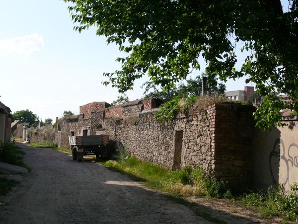 Városfalak