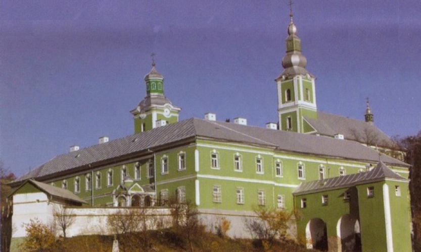 megerősített bazilita kolostor