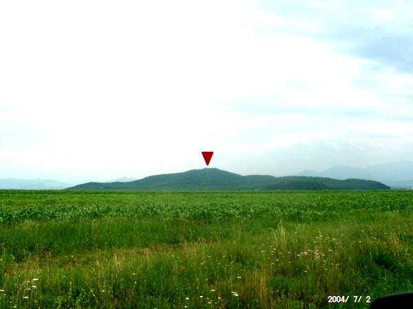 Várhegy, Tatárvár