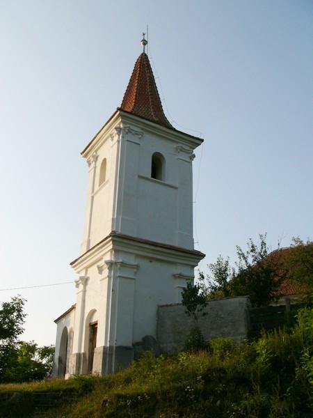 Páva, templom