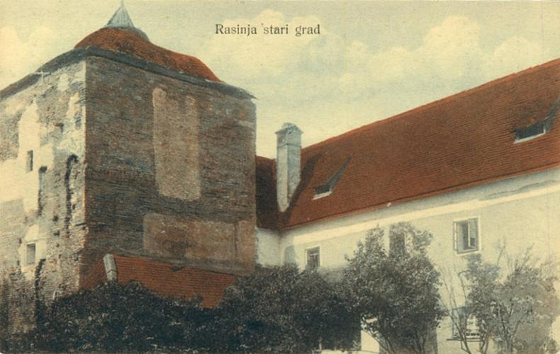 Öregvár, Stari grad