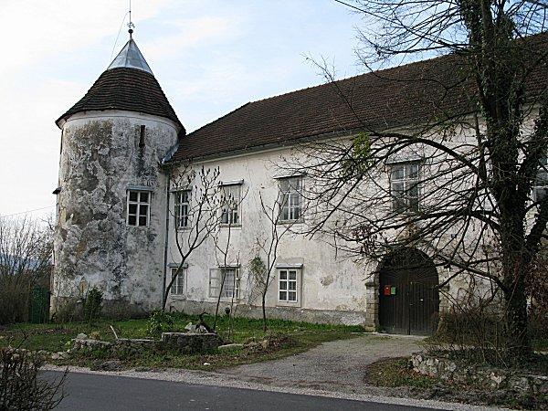 Gorica várkastély