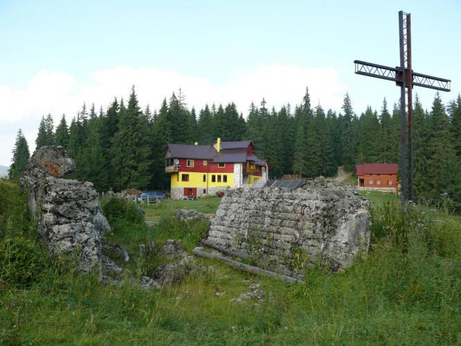 Újradna, Árpád-vonal