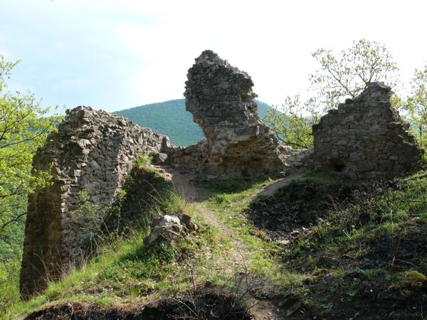 Fenes, Bélavár