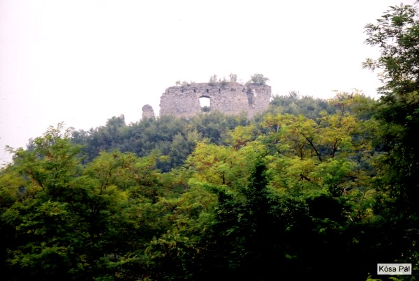 Császárvár, Cesargrad