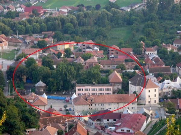 Báthori vár, Cetatea Bathory