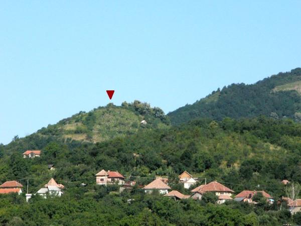 Somlyó, Şimleu, Magura hegy