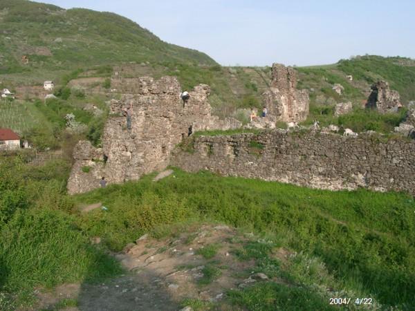 Szőlősvár, Ugocsa, Kankóvár