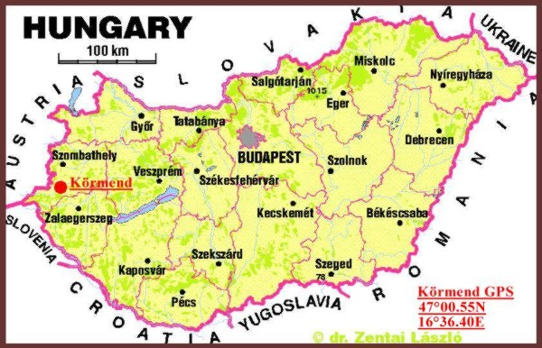 magyarország térkép körmend Körmend   Vár magyarország térkép körmend