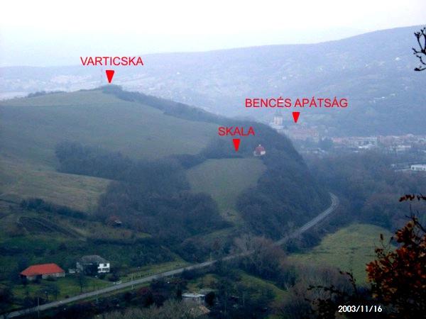 Varticska, Vartička