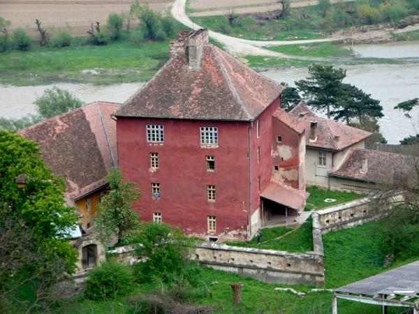 Vöröstorony