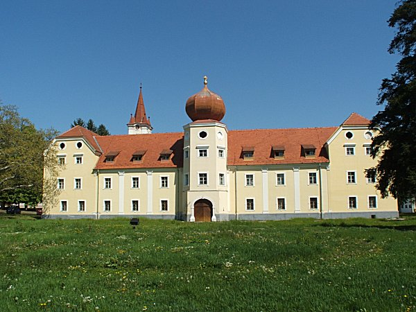 Gotó, erődített kolostor