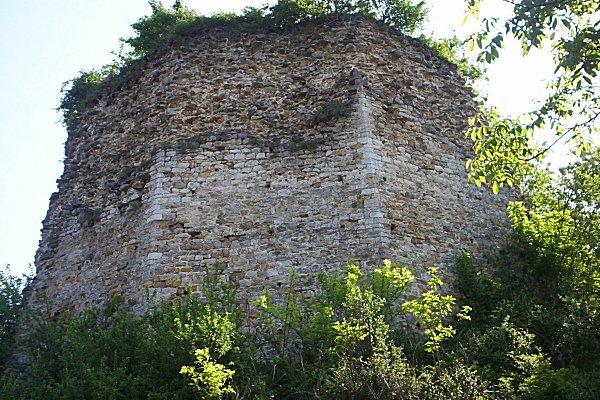 Bužim - grad Čava - Buzsim - Csáva vára
