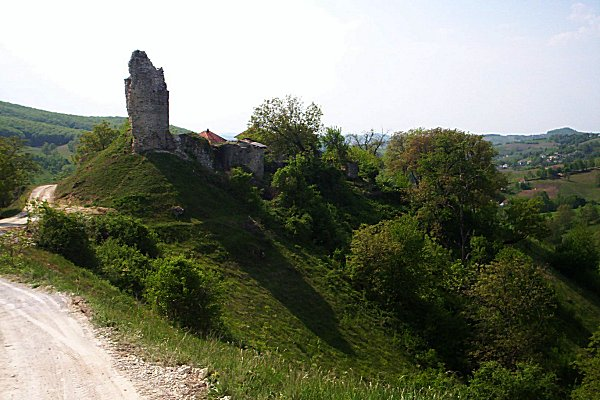 Novi grad, Újvár, Todor grad