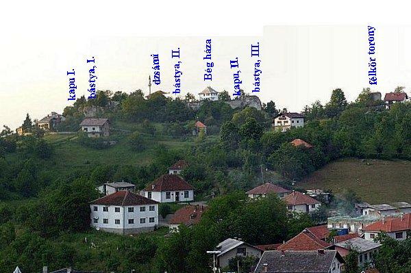 Pécs vára