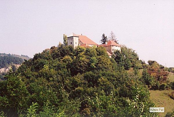 Orsics várkastély