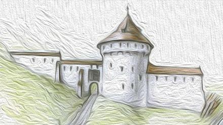 König Frigyes rajzai